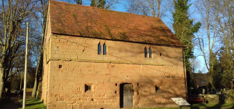 Kenilworth Abbey and Old Barn Museum