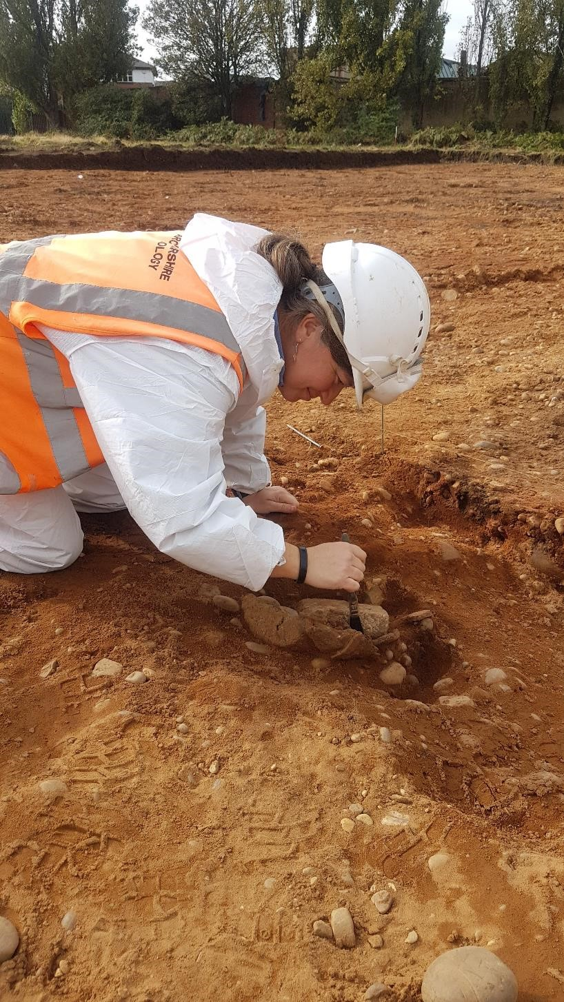 Recent Archaeological Discoveries in the City of Birmingham